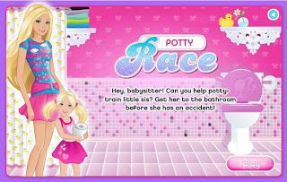Barbie Game For Little Kids - Girls Games | INFO VIDEO GAME