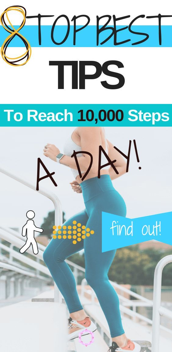 Reach 10,000 STEPS a Day Fast! (One Month | The Best of