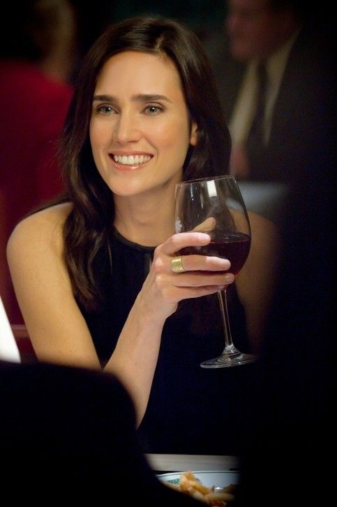Jennifer Connelly. looking for rainbows in the moonlight