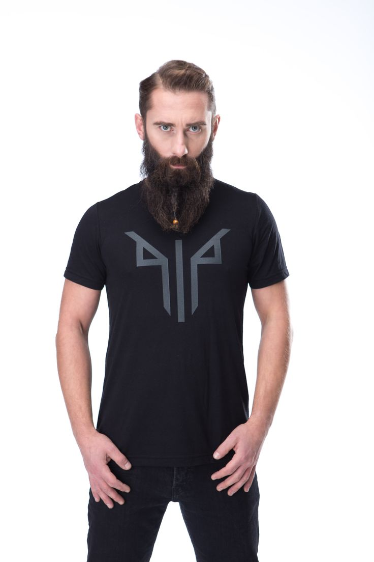 ONLY THE BRAVE GOD TYR, DEARED TO GO NEAR ENOUGH TO FEED HIM.  • Tri-blend construction (50% polyester/25% combed ring-spun cotton/25% rayon)  • 40 singles thread weight • Comfortable and durable • Contemporary fit • Lightweight