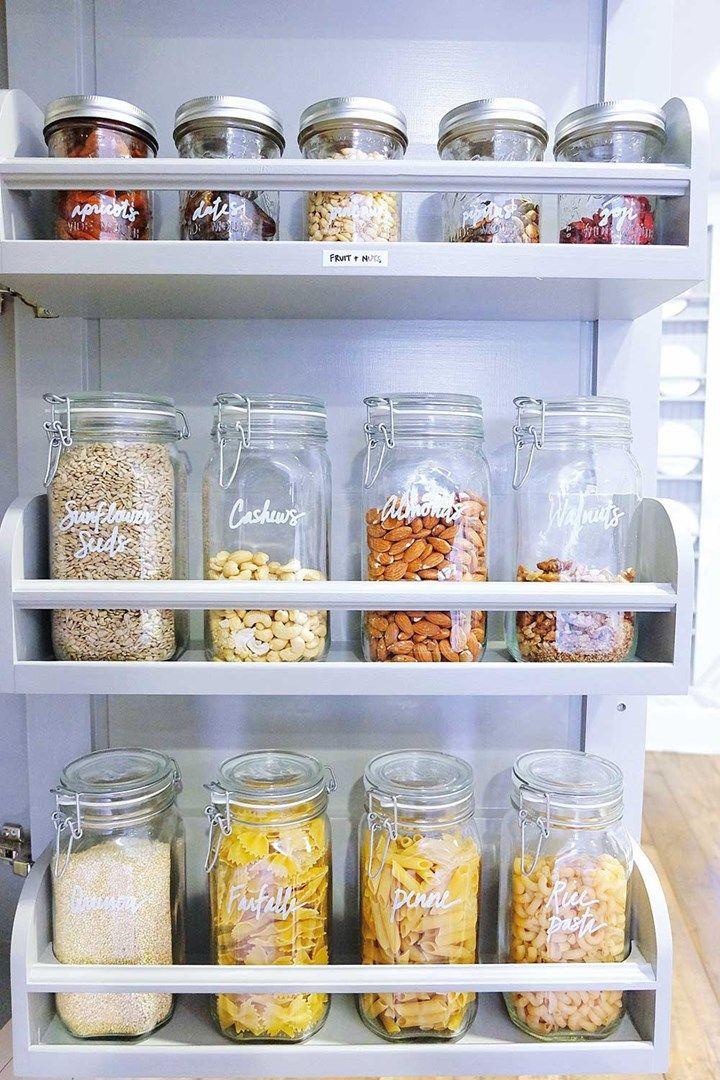 A Sneak Peek Inside Gwyneth Paltrow S Pantry Kitchens Utility