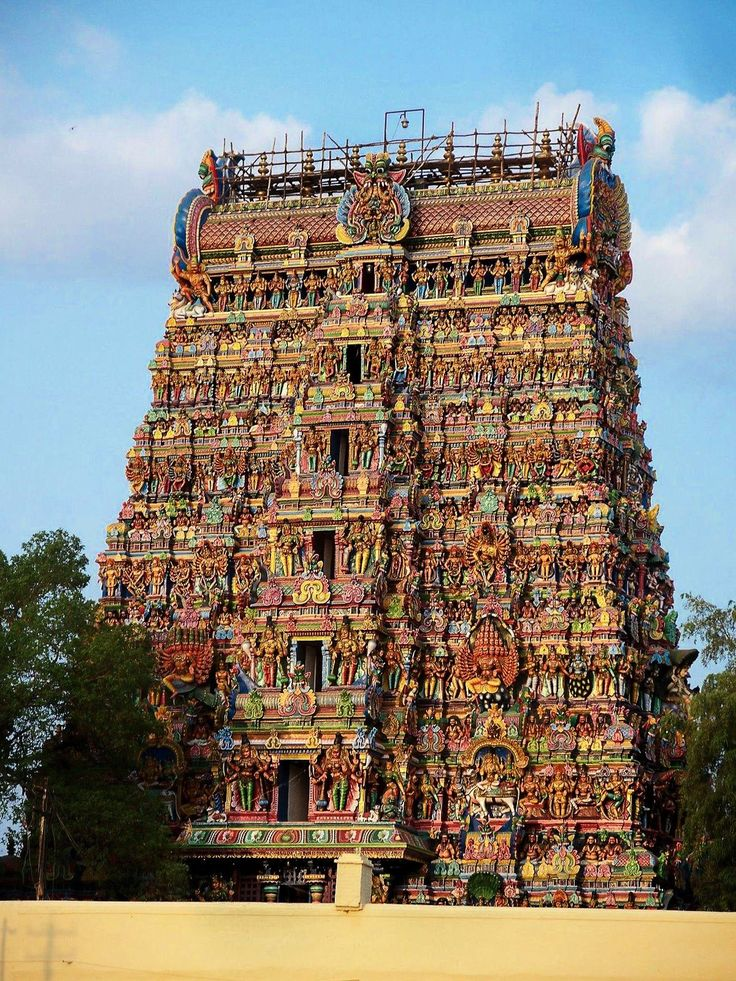 Rameshwaram/Ramanathaswamy - located on a small island between India and Sri Lanka in an area known as Tamil Nadu