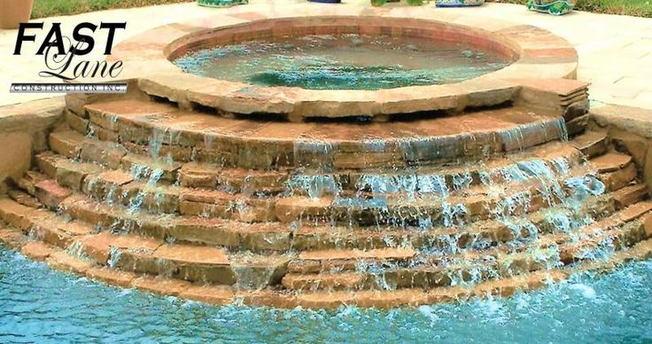 Outdoor Natural Stone Fountains