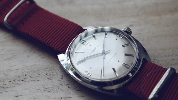 WALTHAM men watch mint condition from 1960's