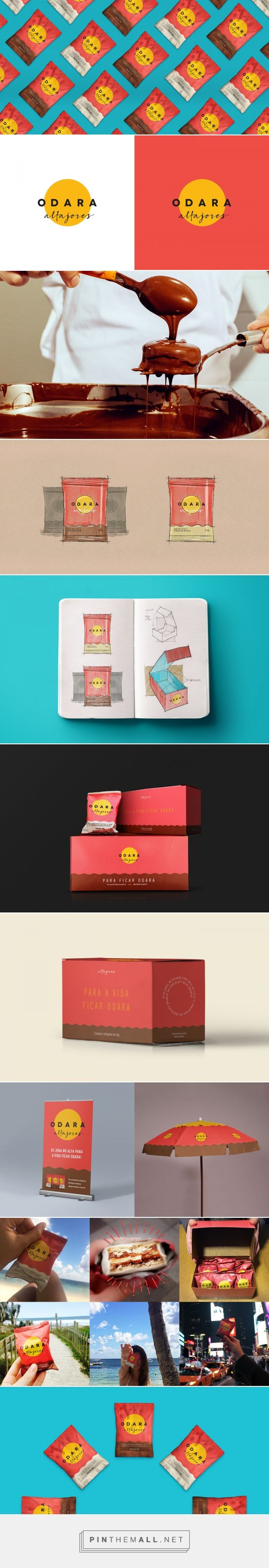 Alfajores Odara on Behance... - a grouped images picture - Pin Them All