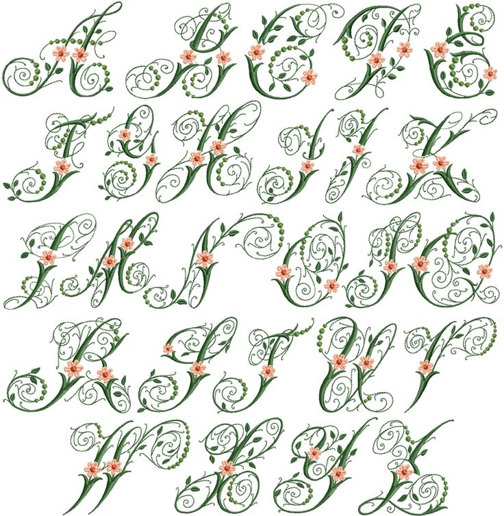 Fonts Lettering Printables Fun Art