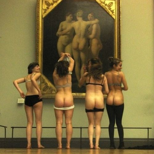 We love art.