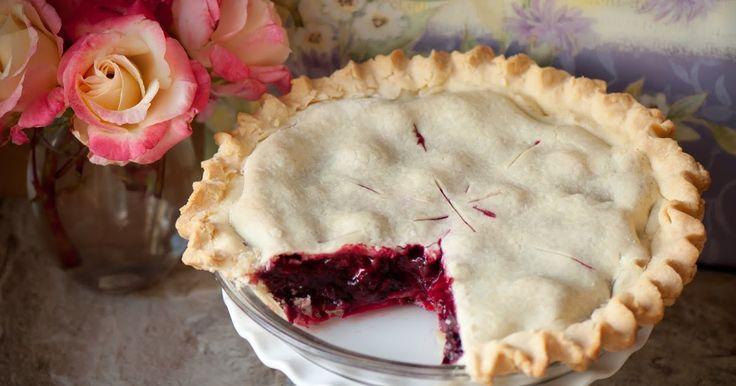 Gluten Free Baking By Rachelle: Gluten-Free Blackberry Pie