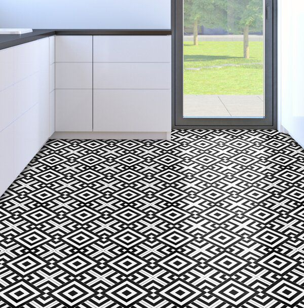 Retro Self Adhesive 12 X 12 X 1 5mm Vinyl Tile In 2020 Luxury Vinyl Tile Vinyl Tile Vinyl Flooring