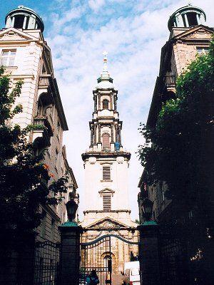 Eglise Sainte Sophie, Sophienkirche