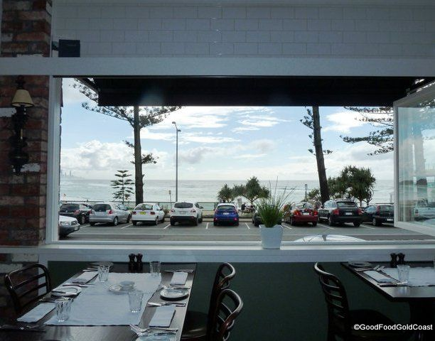Exceptional seafood with an ocean view. The Fishhouse, Burleigh Heads, Gold Coast. http://www.foodgoldcoast.com.au/the-fishhouse/