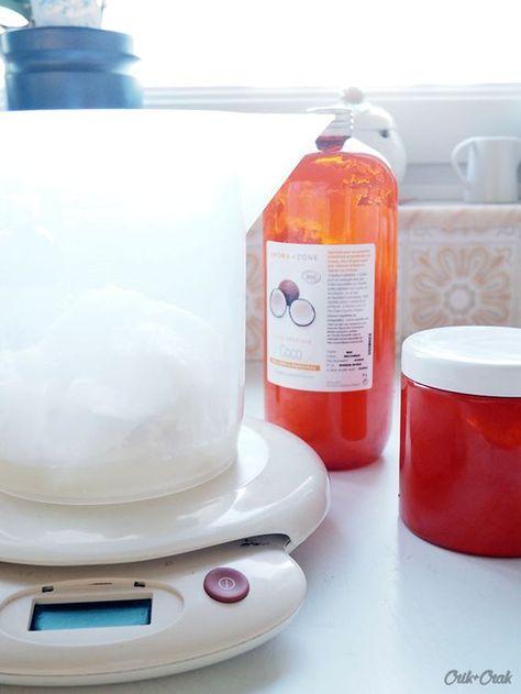 Mon premier savon saponifié à froid : ma recette ultra simple (5% surgras)