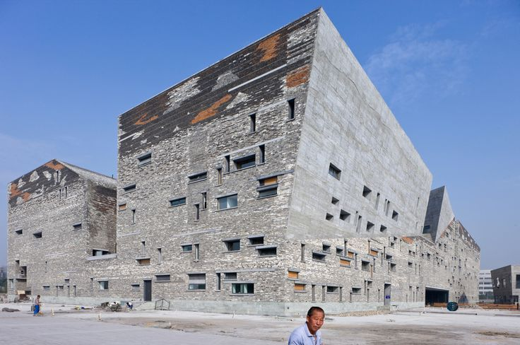 Musée d'Histoire de Ningbo, Wang Shu, China