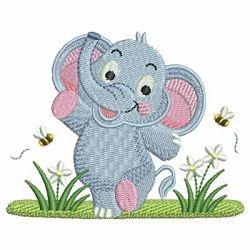 Baby Elephant Set 13 Designs 4x4 What S New Machine
