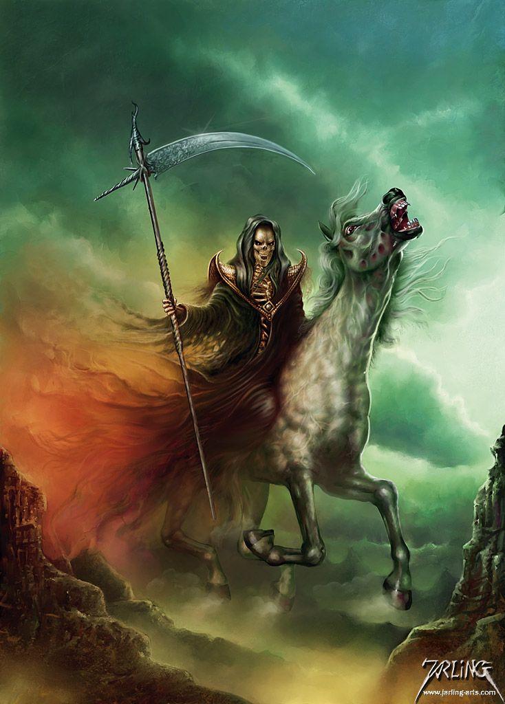 Death Rider by ~jarling-art on deviantART