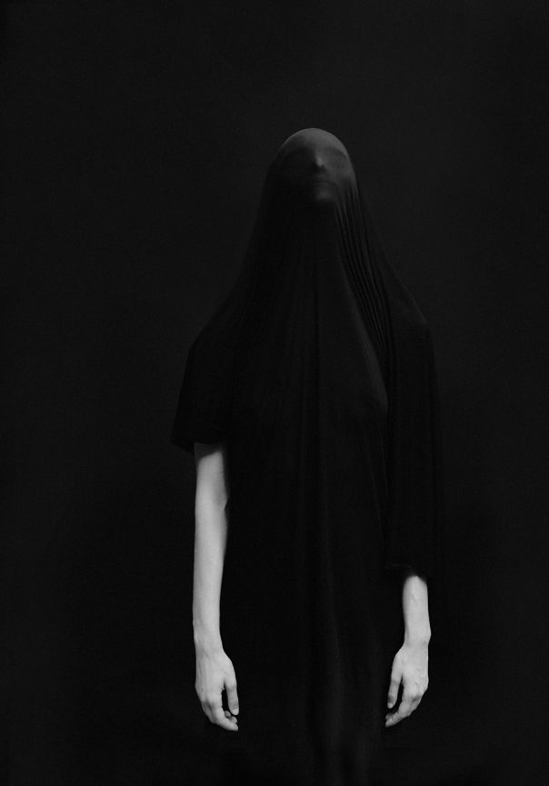 What do they know of darkness? What do they know of the choking blackness of the void that swallows you whole? What do they know of isolation, desperation, loneliness? They know nothing. Nothing at all. - r.m   Excerpts #17