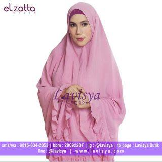 Lavisya Hijab: Elzatta Syari Pasna -  Rp. 229000