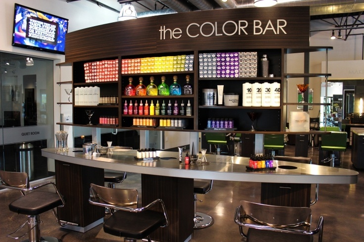 17 best images about color bar on pinterest paul for 4 elements salon chicago
