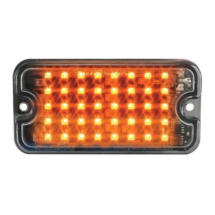 small amber flashing led lights