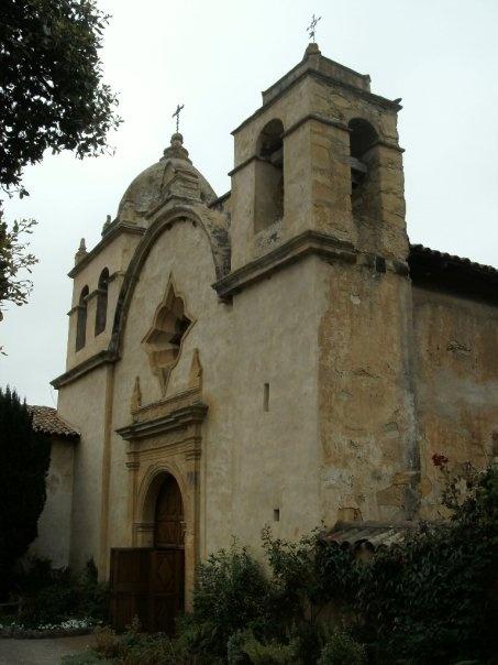 Mission San Carlos Borromeo del Rio Carmelo, Monterey County, CA.  DSMc.2009