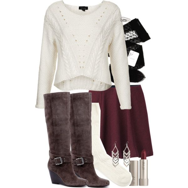 """""""Allison Inspired Bonfire Outfit"""" by veterization on Polyvore"""