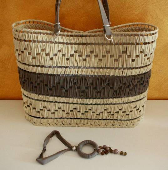 Favorito 45 best borse fettuccia su rete images on Pinterest | Crochet bags  VH61