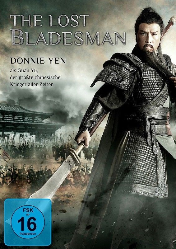 The Lost Bladesman (DVD - NEU)