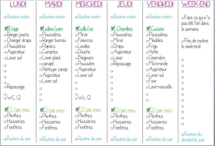 Checklist & Planning sur Pinterest Des Listes De Contrôle, Filofax et Voyage