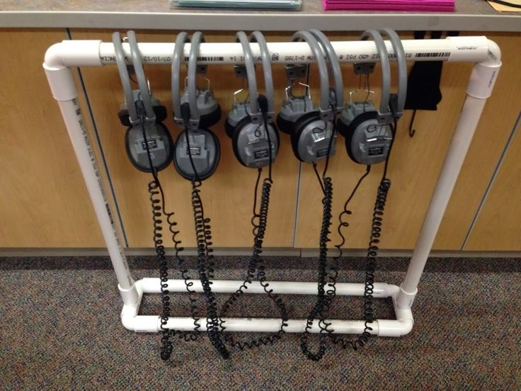 PVC Pipe Solutions! - The Organized Classroom Blog