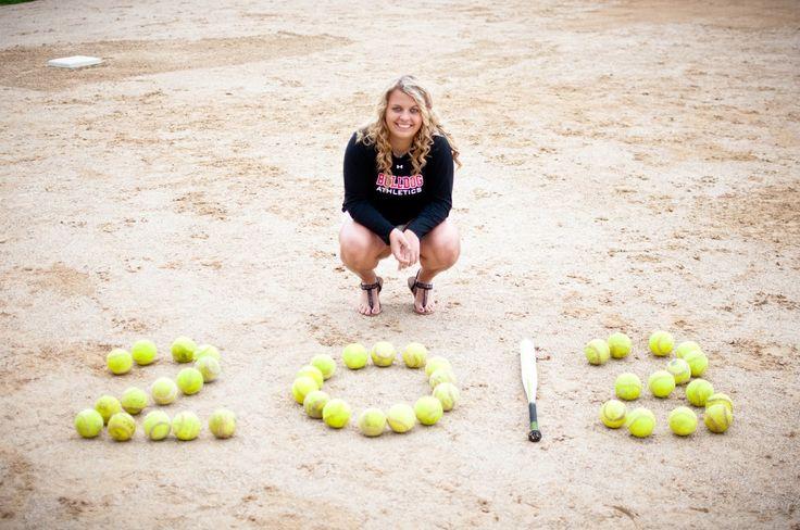 Senior Ideas - softball