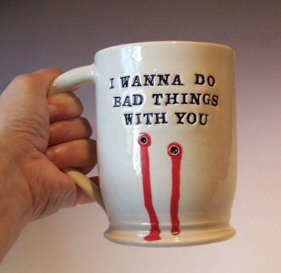 Real bad things.