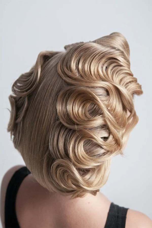 C Curl Hairstyles Koreane Styles Hair Salon Bellville Hair Styles Wet Look Hair Curled Hairstyles