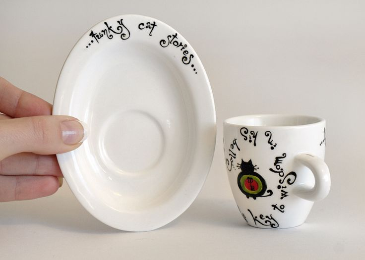 "CANA CANITA CAFEA ""CURLY MONOLOGUES"" (75 LEI la BohemianFlow.breslo.ro)"