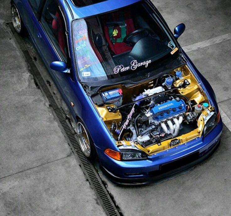 eg8 civic turbo