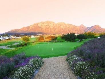 De Zalze Golf Club   Stellenbosch   Cape Winelands
