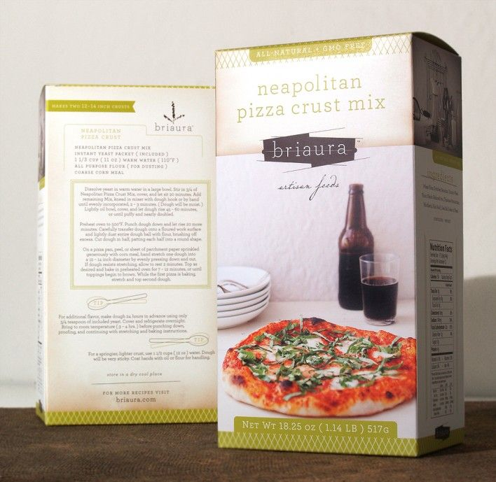 Eric Kass: Food Packaging, Briaura Packaging, Pizza Crusts, Bakeries Mixed, Artisan Food, Packaging Design, Briaura Artisan, Graphics Projects, Food Photography