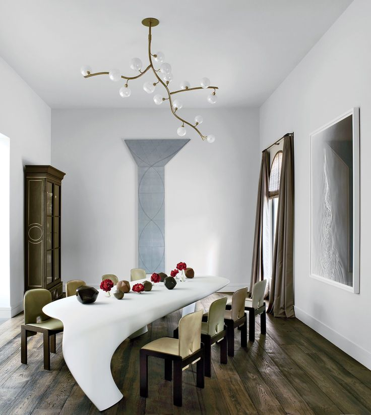 162 best Modern Dining Room images on Pinterest Dinner parties