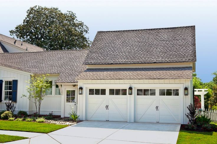 The springs of a garage door are one of the most important garage door parts since they equalizes the weight of your garage door thus makin...