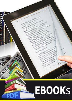 Ebooks y productos de información digital para ganar dinero rápidamente.