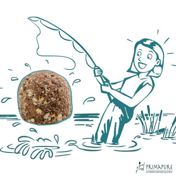 Ce n'est pas un poisson d'avril! Une collation santé, savoureuse et énergisante c'est bel et bien possible.  //  It's no April fools joke: a snack can be equally healthy, tasty and energizing!
