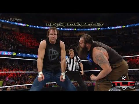 WWE TLC 2014 Tables, Ladders, Chairs & Stairs - WWE TLC December 14 2014 REV...