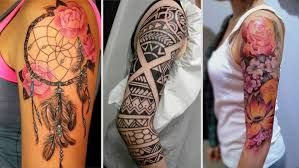 Image result for woman arm tattoo