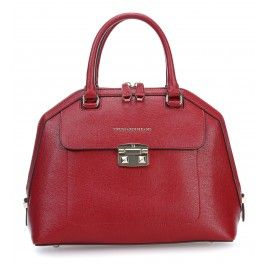 wardow.com - #birthday #red #bag #Trussardi Vail Handtasche bordeaux