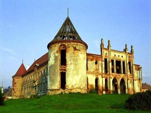 Banffy Castle, Cluj Napoca, Romania