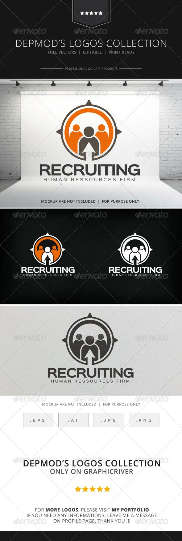 10 best recruitment logo images on pinterest logos architecture recruiting logo magicingreecefo Gallery