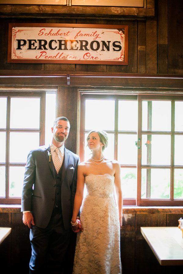 new england wedding venues on budget%0A Ashley  u     Nathan u    s Hillsboro  OR Barn Wedding by Powers Photography Studios