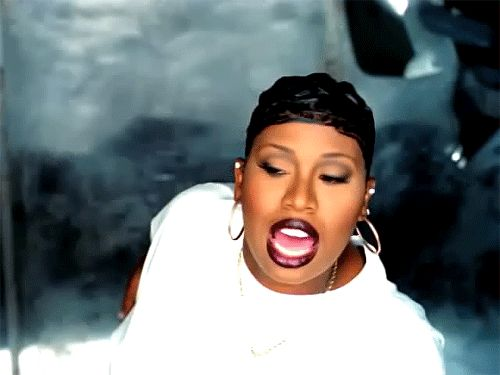 """People Are Freaking Out After Figuring Out What Missy Elliot Was Actually Saying In """"Work It"""""""