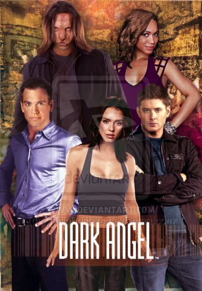 Dark Angel- where I became a Jensen Ackles fan! And who doesn't love Jessica Alba!