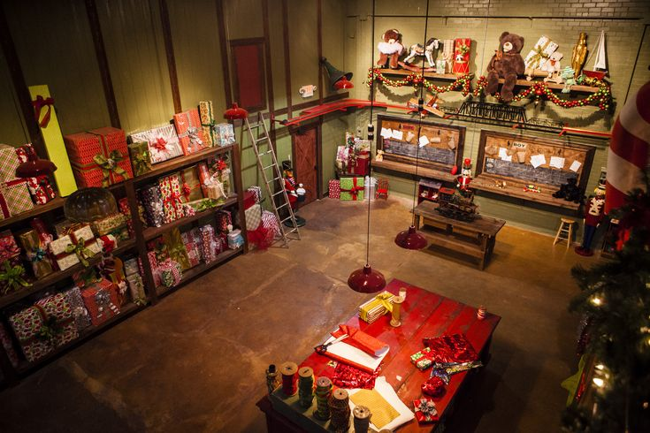 The North Pole Experience®,(NPX) is the home of Santa's authentic workshop and one-of-a-kind Christmas adventure in Arizona. Families will enjoy this
