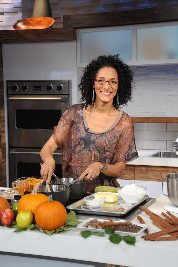 the chew | Recipe  | Carla Hall's Compound Butter